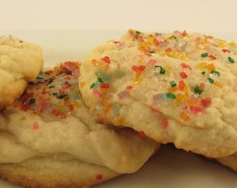 Oh So Sweet Sugar Cookies