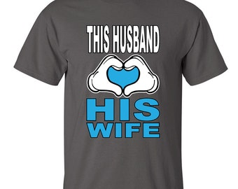This Husband Loves His Wife Men's T-Shirt