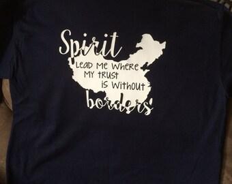 Spirit Lead Me - Adoption