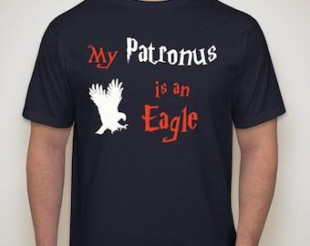 My Patronus is an Eagle t-shirt