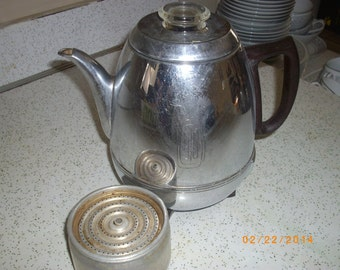 Two Vintage Coffee Pots