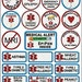 Medical Warning Patches