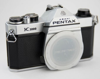 Pentax K1000 Replacement Leatherette Cover - Recycled Leather