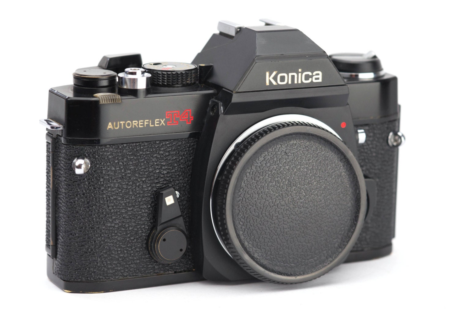 konica autoreflex t4  t3 or tc replacement leatherette