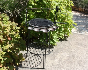 Artisan Metalwork Barbecue  **REDUCED PRICE **