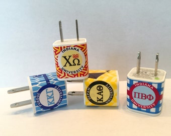 GREEK COLLECTION Custom Phone Charger
