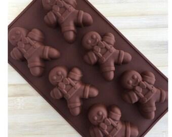 Christmas angel, bakeware, handmade soap molds, chocolate molds, soap mold soap,