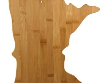 Minnesota State Cutting Board