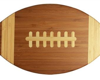 Football Cutting Board