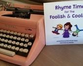 Rhyme Time for the Foolish & Coolish book - cool modern nursery rhymes