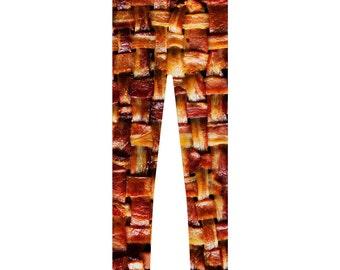Bacon Weave Leggings
