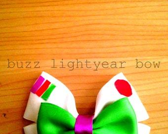 Buzz Lightyear Hair Bow
