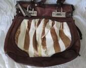 MAKOWSKY Vintage Shoulder Bag GENUINE LEATHER AcrossJewel