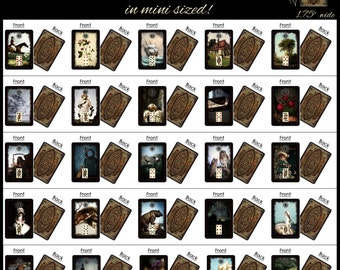 The Unforgettable Lenormand MINI sized