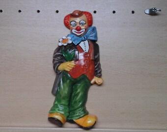 wall decor for kids room, clown