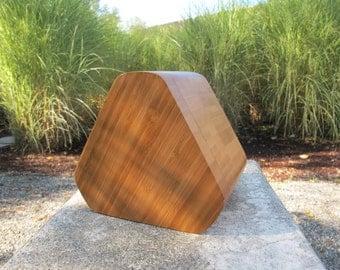 Triad contemporary urn