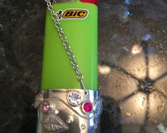 Silver Lighter leash