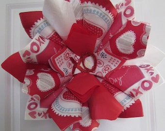 Valentine XO Wreath