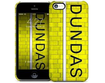 Toronto iPhone 6 Case - Dundas Subway Station - Available for iPhone 7, iPhone 6 Plus, iPhone 6, iPhone 5S/5, iPhone 5C, iPhone 4S/4
