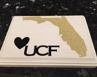 UCF Sign
