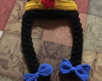 Wonder Woman Hat