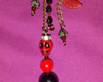Red Skull Pendent!