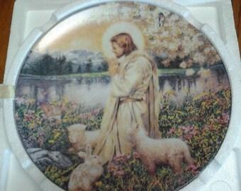 Collectors plate JESUS