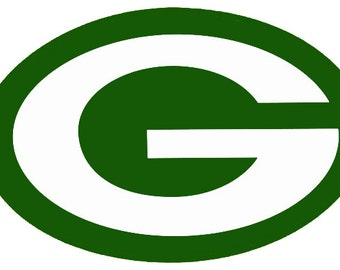 Green Bay Packers Vinyl Decal