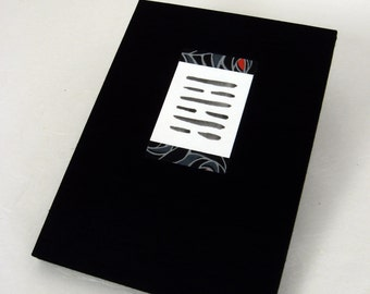 Artist's book: I Ching #64, 'Unfinished'