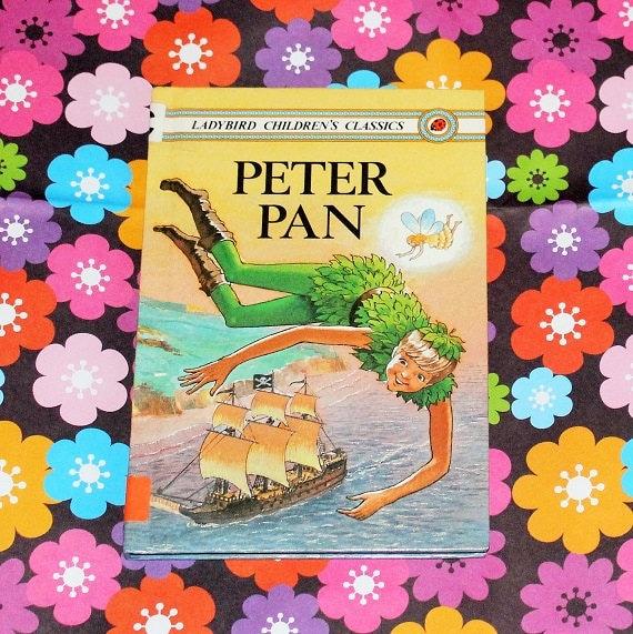 Peter PAN  CLÁSICOS INFANTILES  libros infantiles  por J.M.