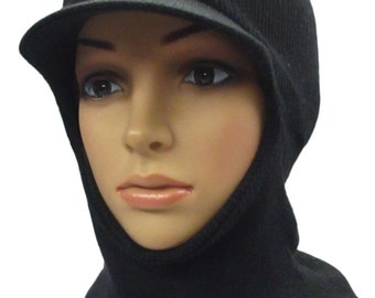 Winter Hat with Visor - Wraps entire had - 3 Pack - 153998-751451
