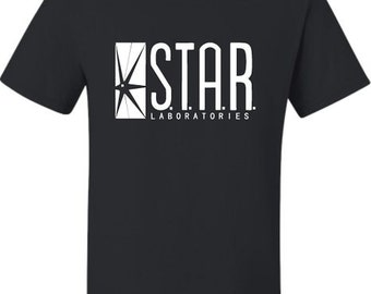 Adult Star Labs T-Shirt