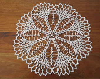 Openwork crochet doily, lace doily, table decoration, doily tablecloth, home decor, 100% cotton, Christmas gift, wedding gift