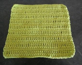 Hand Crochet Dish Set 4