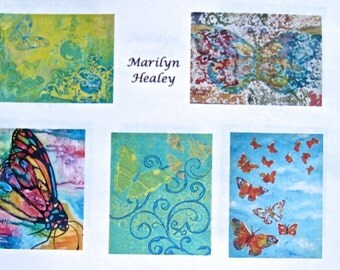Butterfly Series Notecards