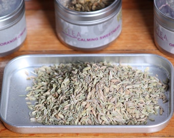 Organic Fennel Seed Tea Loose Leaf