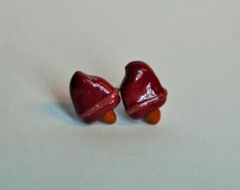 Fimo mini ice-cream Earrings