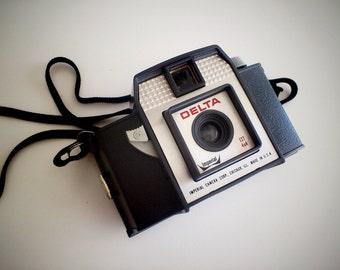 IMPERIAL DELTA retro style 127 film camera