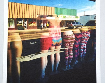 Booties on Parade