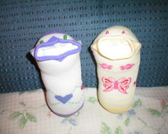 LilSockers Safe Baby Sock Toys