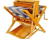 Leclerc Compact Portable Jack-Style Floor Loom