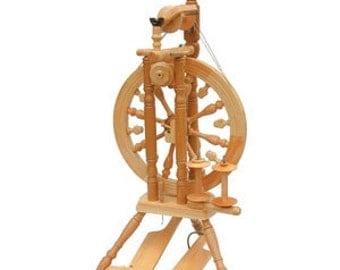 Kromski Minstrel - Spinning Wheel