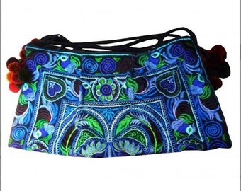 Indigo Hill Tribe Handbag