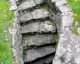 Emerald Isle Spiral Stair