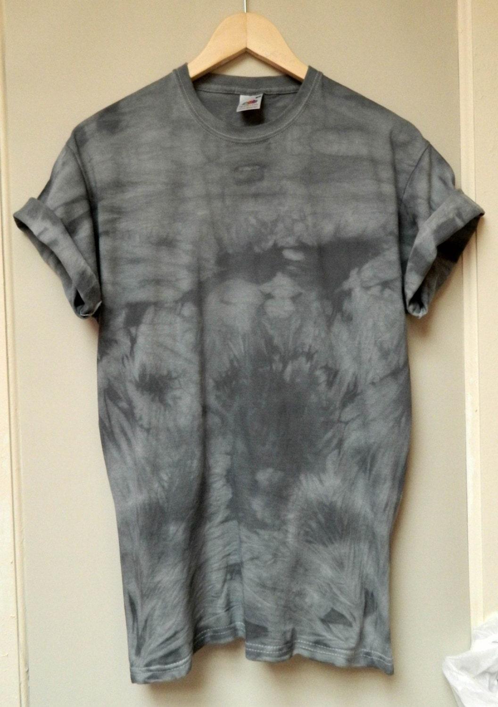 Tie dye t shirt acid wash t shirt hipster retro 90s dip dye for Custom acid wash t shirts