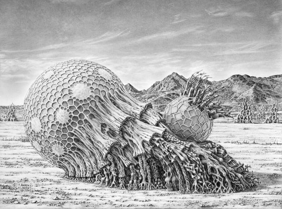 Plantimal 2 [Unframed]: The Living Machine Series