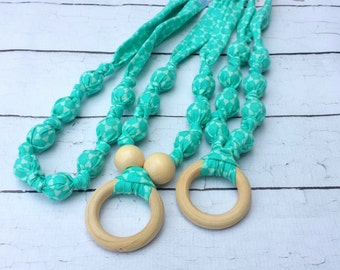 Teething Necklace.Baby Necklace.Nursing necklace.