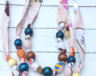 Teething Necklace.Baby Necklace.Nursing necklace