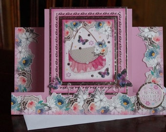 Ladies/Teenage Girls Greetings Card