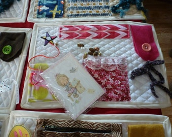 Mary's activity / memory mats (Alzimers and Dementia)